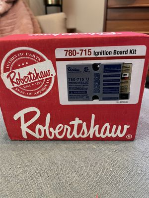 Robertshaw Ignition Board Kit HVAC 780-715 U New for Sale in East Gull Lake, MN