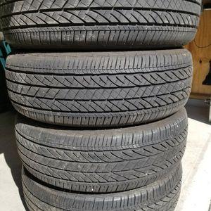 """4 20"""" Brigestone Tires for Sale in Chicago, IL"""