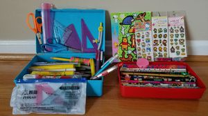 Art/School Supplies for Sale in Sully Station, VA
