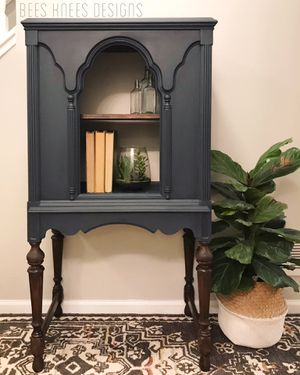 Navy Radio Cabinet Shelf for Sale in Rogers, MN