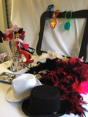 Photo Booth Props for Sale in Columbia, SC