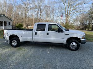 2000 F350 4x4 Low Miles for Sale in Monroe, NC