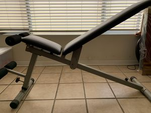 Adjustable Weight Bench for Sale in Santa Monica, CA