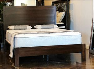BRAND NEW QUEEN SIZE BED AND MATTRESS (FREE DELIVERY) for Sale in Oklahoma City, OK