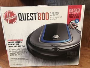 Hoover robot vacuum New for Sale in League City, TX