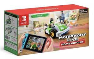 Nintendo Mario Kart Live Home Circuit Luigi Set Brand New In Box & In Hand for Sale in Levittown, NY