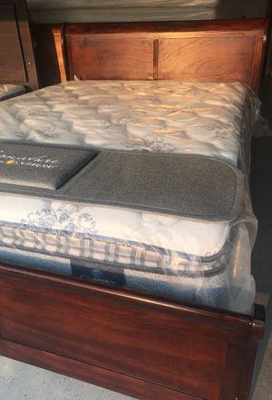 QUEEN BED for Sale in West Valley City, UT