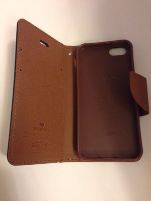 iPhone 5 case with credit card holder for Sale in Philadelphia, PA