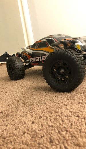 traxxas rc rustler 2wd for Sale in Westborough, MA