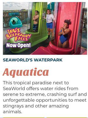 Aquatica Tickets for Sale in San Antonio, TX