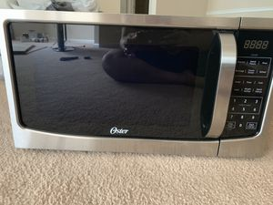 Oster Microwave for Sale in Douglasville, GA