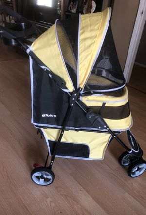 Dog stroller holds up to 25lbs (never been used) for Sale in San Dimas, CA
