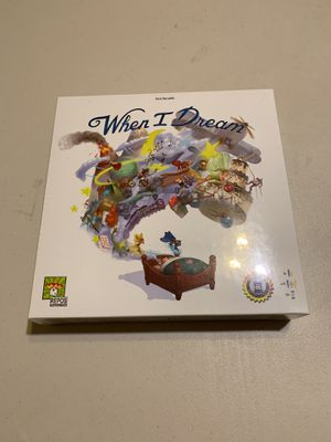Board game - When I Dream for Sale in Houston, TX