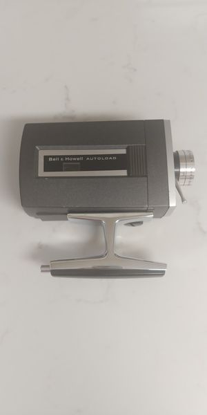 bell and howell super 8mm camera for Sale in San Antonio, TX