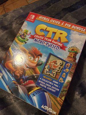 Crash Team Racing Nitro Fueled Bundle Nintendo Switch for Sale in Los Angeles, CA