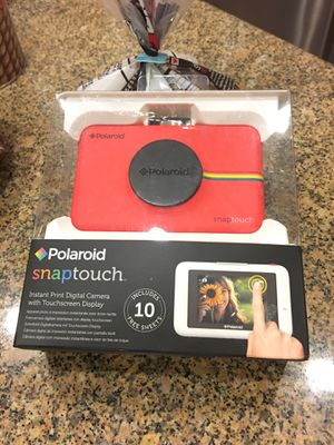 Polaroid Snaptouch Instant Print Digital Camera for Sale in Corona, CA