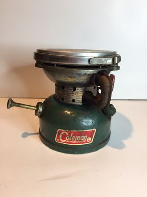 Coleman portable camping stove burner for Sale in Des Plaines, IL