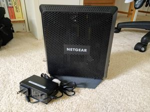 NETGEAR Modem Router (Model: C7000v2) for Sale in Rockville, MD