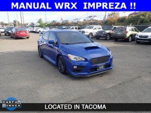 2015 Subaru WRX for Sale in Tacoma, WA