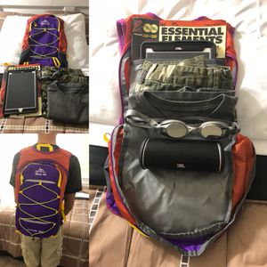Backpack waterproof 25L, Various colors, new for Sale in Tampa, FL