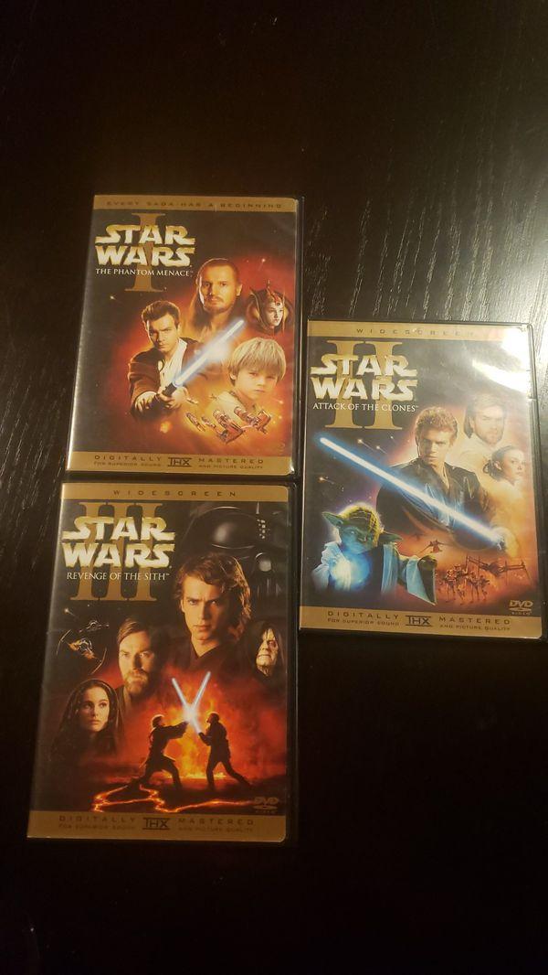 Star wars movies