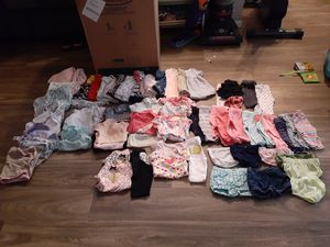 Baby girl lot newborn and 0-3 month for Sale in Phoenix, AZ