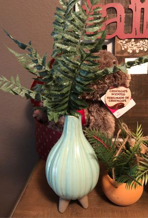 Fake inside plant decor *3 piece* for Sale in Farmers Branch, TX
