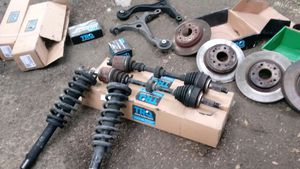 05 acura TL parts control arms, shocks, CV axles, rotors front n back for Sale in Los Angeles, CA