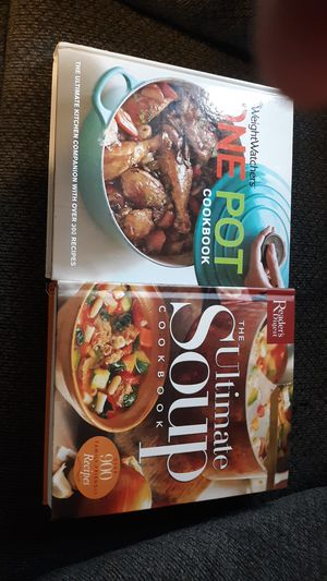 One Pot Cookbook n Soup Cookbook for Sale in Abbottstown, PA