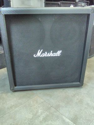Marshall MG412BCF Guitar Cabinet for Sale in Harlingen, TX