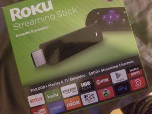 ROKU streaming stick for Sale in Chesapeake, VA