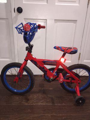 Spider man bike for Sale in Powdersville, SC