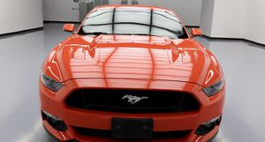 Ford Mustang orange for Sale in Houston, TX