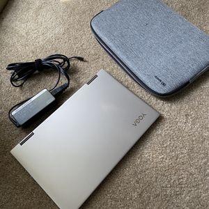 LENOVO YOGA C740-14IML Flip Design i5 Core Comes with original charger, and case. for Sale in Danville, CA