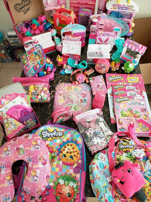 Shopkins Collection