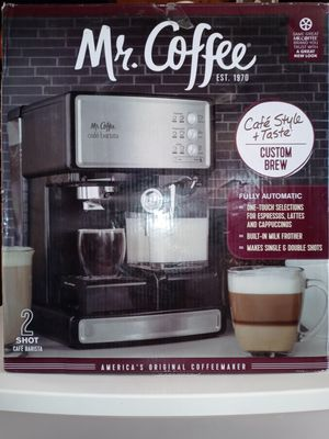 Mr Coffee Cafe barista for Sale in Murfreesboro, TN