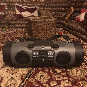 JVC CD Portable System RV-NB1 for Sale in San Diego, CA