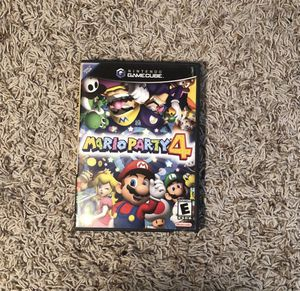 Mario Party 4 Gamecube for Sale in Lewisville, TX