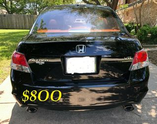 ✅✔️$8OO Urgently Selling By Owner 💚 2OO9 Honda Accord EX-L Everything is working great! Runs great and fun to drive!🟢🟢 for Sale in Fort Lauderdale,  FL