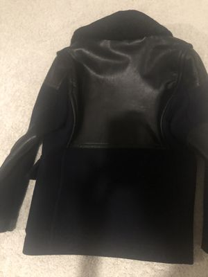 Authentic Burberry men's jacket size M for Sale in Beaumont, CA