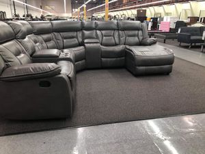 Recliner sofa set for Sale in San Bernardino, CA