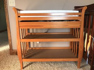 changing table and changing pad for Sale in Pittsburgh, PA