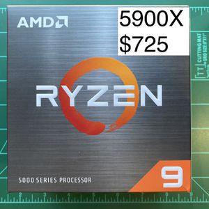 AMD Ryzen 9 5900X for Sale in Los Angeles, CA
