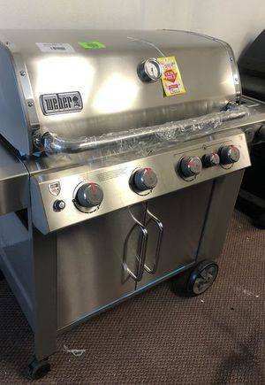 Weber Gas Grill 🙈🙈✔️✔️🍂⏰🔥😀⚡️🙈✔️🍂⏰🔥😀⚡️🙈✔️🍂🍂⏰ Liquidation!!!!!!!!!!!!!!!!!!!! J for Sale in Houston, TX