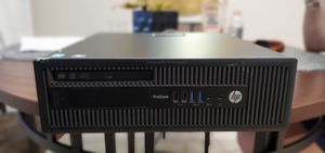 HP Prodesk 600 G1 SFF Desktop Intel Quad Core i7 for Sale in Coral Springs, FL
