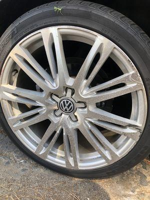 VW 19x8 wheels for Sale in Santa Clarita, CA