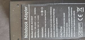 notebook power adapter for Sale in Weston, MA