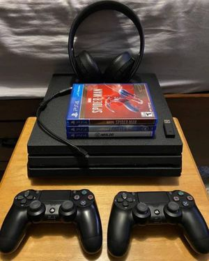 PS4 pro for Sale in Downey, CA