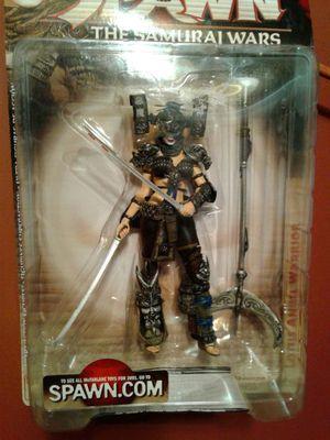 Samurai wars toy collectible for Sale in Dallas, TX