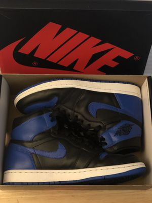 Air jordan retro 1 Royal for Sale in Bloomington, MN